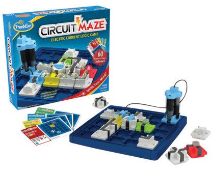 Circuit Maze Game