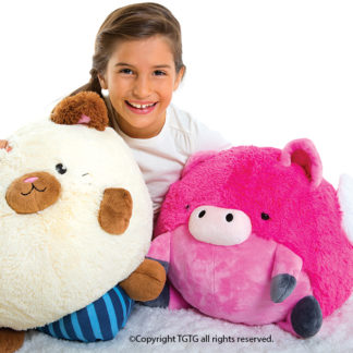 "Squishable 15"" Flying Pig"