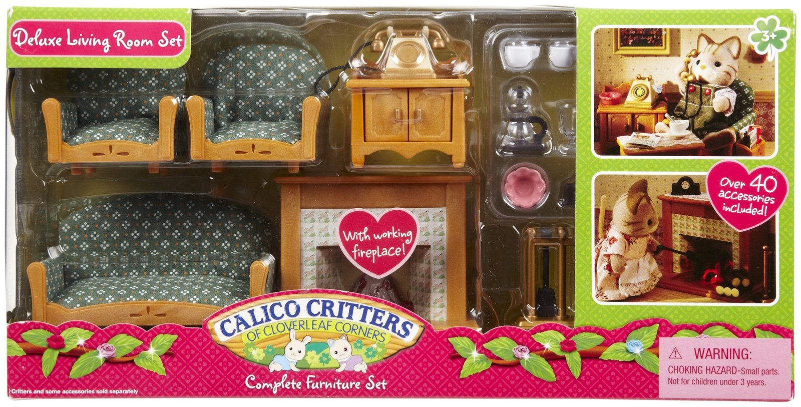 Calico Critters Living Room Furniture