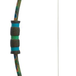 Peacock Bow & Arrow 1