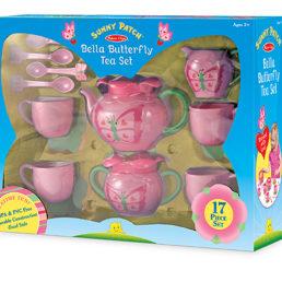 Bella Butterfly Tea Set 1
