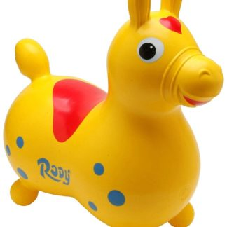 Rody Horse Yellow 4