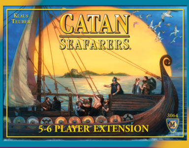 Catan: Seafarers 5-6 Extension