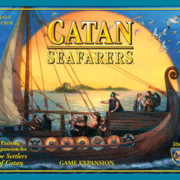 Catan: Seafarers Expansion 1