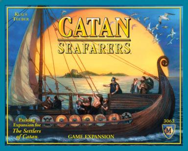 Catan: Seafarers Expansion