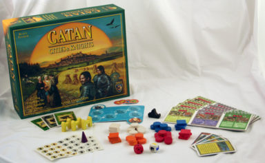 Catan:Cities & Knights 5/6 Ext