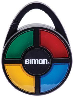 Simon Hand Held Game
