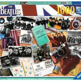 beatles puzzle ravensburger
