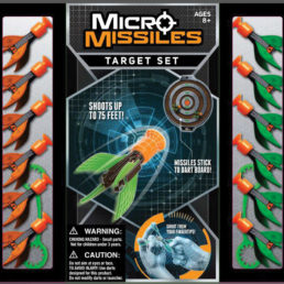 Micro Missiles Target Set 1