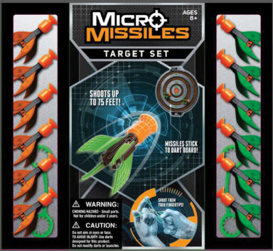 Micro Missiles Target Set
