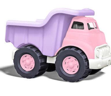 Pink Dump Truck