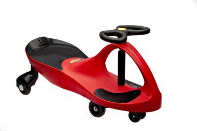 Red PlasmaCar