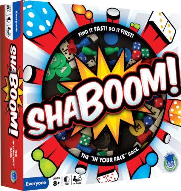 Shaboom! Game