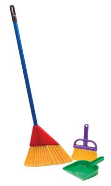 Children's Broom Set