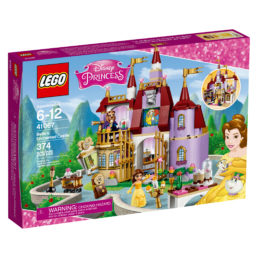 LEGO Disney Princess – Belle's Enchanted Castle 1