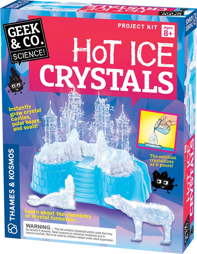 Geek Toys Science : Geek co hot ice crystals island treasure toys