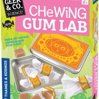 Geek & Co. Chewing Gum Lab