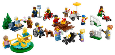 LEGO City - Fun in the Park City People Pack