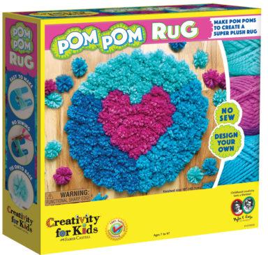 Pom Pom Rug