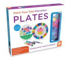 Paint Your Own Porcelain Plates