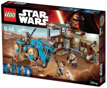 LEGO Star Wars - Encounter on Jakku