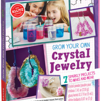 Klutz Grow Your Own Crystal Jewelry 1