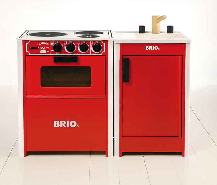 Red Kitchen Sink : brio kitchen sink red 74 95 time to wash up expand your brio kitchen ...