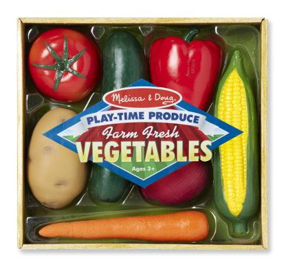Play-Time Produce Vegatables