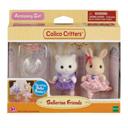 Calico Critters Ballet Friends 1