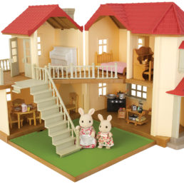 Calico Critters Luxury Townhome Gift Set 1