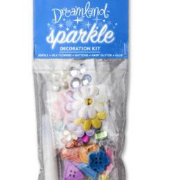 Dreamland Sparkle Decoration Kit 1