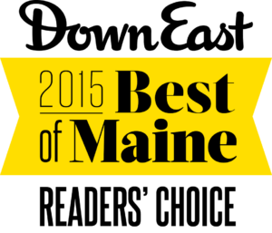 DownEast Best of Maine Readers' Choice Winner