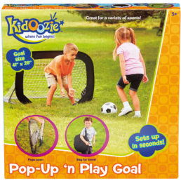 Kidoozie Pop-Up 'n Play Goal 1