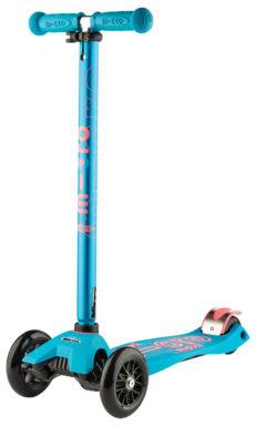 Micro Maxi Deluxe Scooter - Aqua
