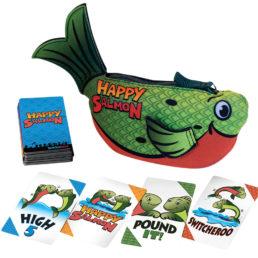 Happy Salmon Game 1