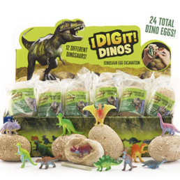 i dig it dinos dino eggs