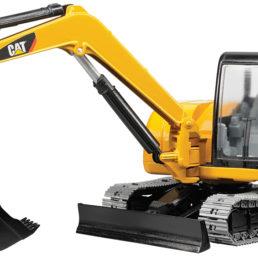 Bruder Cat Mini Excavator 1