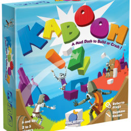 Kaboom Game 1