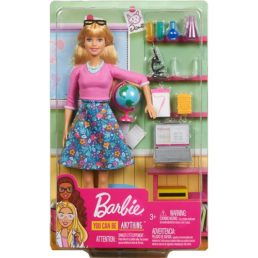barbie teacher