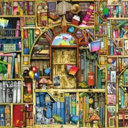 bizarre bookshop 2 puzzle