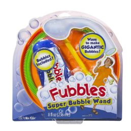 fubbles super bubble wand