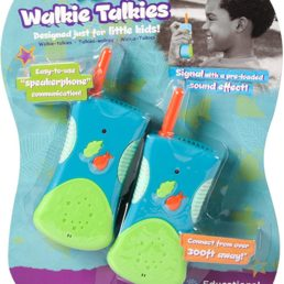 geo safari walkie talkies