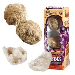 smashable geodes